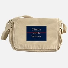 Clinton Warren 2016 Messenger Bag