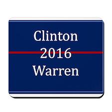 Clinton Warren 2016 Mousepad