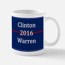 Clinton Warren 2016 Mugs