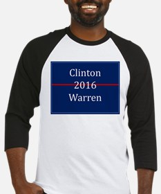 Clinton Warren 2016 Baseball Jersey