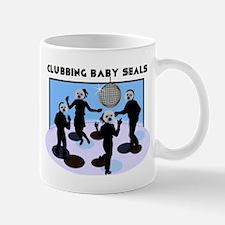Clubbing Seals Mug