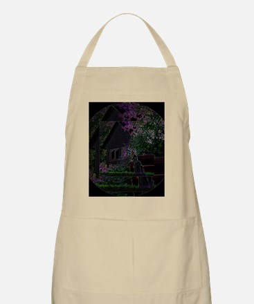 Funny Abstract design Light Apron