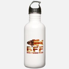 BASS FISHING USA Water Bottle