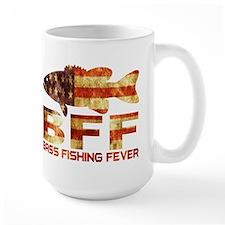 BASS FISHING USA Mugs