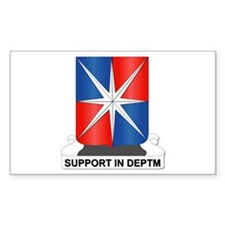 8th Support Battalion Decal