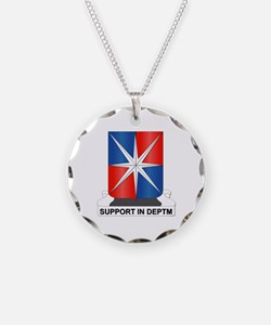 8th Support Battalion Necklace