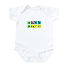 CHESS SHIRT, SCIENCE CHESS T- Infant Bodysuit