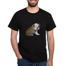English Bulldog Puppy1 T-Shirt