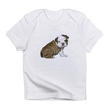 English Bulldog Puppy1 Infant T-Shirt