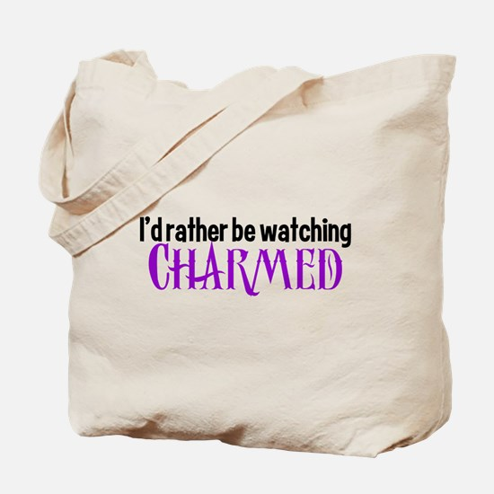 Charmed TV Fan Tote Bag