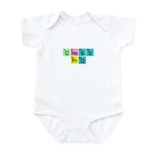 CHESS PRO T-SHIRT TEE SHIRT C Infant Bodysuit
