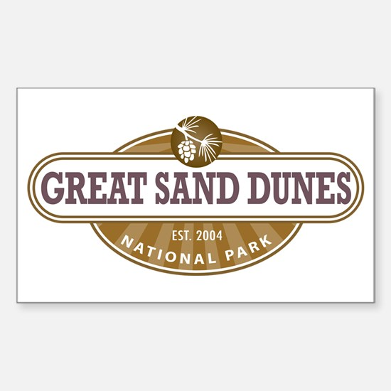Great Sand Dunes National Park Decal