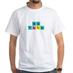 SCIENCE SHIRT NO FARTING T-SH White T-Shirt