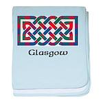 Knot - Glasgow dist. baby blanket