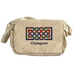 Knot - Glasgow dist. Messenger Bag