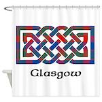 Knot - Glasgow dist. Shower Curtain