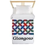 Knot - Glasgow dist. Twin Duvet
