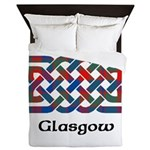 Knot - Glasgow dist. Queen Duvet