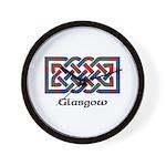 Knot - Glasgow dist. Wall Clock