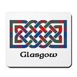 Knot - Glasgow dist. Mousepad