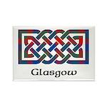 Knot - Glasgow dist. Rectangle Magnet