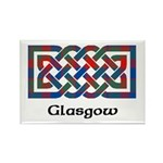 Knot - Glasgow dist. Rectangle Magnet (10 pack)