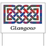 Knot - Glasgow dist. Yard Sign