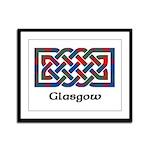 Knot - Glasgow dist. Framed Panel Print