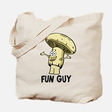 Fungi Fun Guy Tote Bag