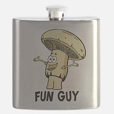 Fungi Fun Guy Flask