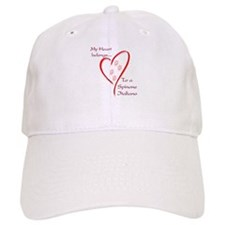 Spinone Heart Belongs Baseball Cap