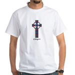 Cross - Glasgow dist. White T-Shirt