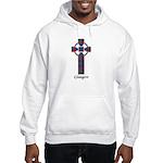 Cross - Glasgow dist. Hooded Sweatshirt