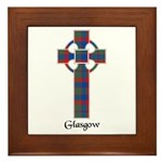 Cross - Glasgow dist. Framed Tile