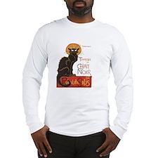 Steinlen Cat Long Sleeve T-Shirt