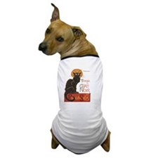 Steinlen Cat Dog T-Shirt