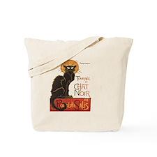 Steinlen Cat Tote Bag