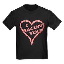 I Bacon You T-Shirt