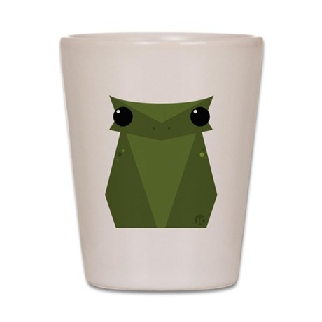 Frog Shot Glass