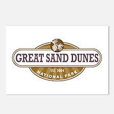 Great Sand Dunes National Park Postcards (Package