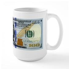 New 100 dollar Bill (2009) Mugs