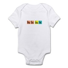 SMART NERD RAIN MAN T-SHIRT S Infant Bodysuit