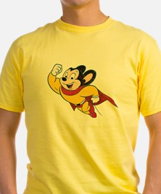 Grunge Mighty Mouse T