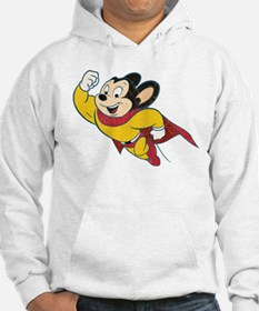 Grunge Mighty Mouse Hoodie