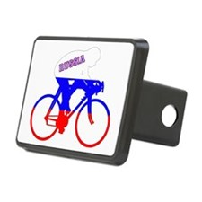 Russian Cycling Hitch Cover
