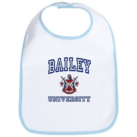 BAILEY University Bib