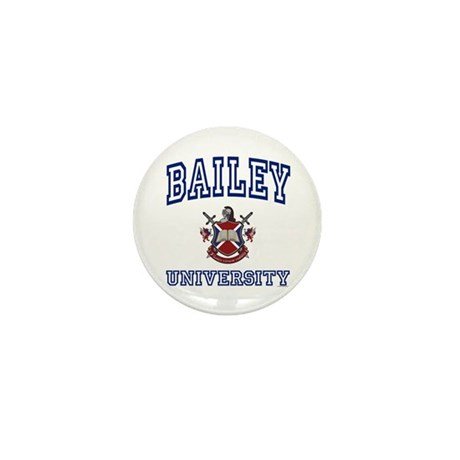 BAILEY University Mini Button (10 pack)