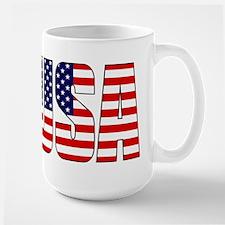 USA Flag Mugs