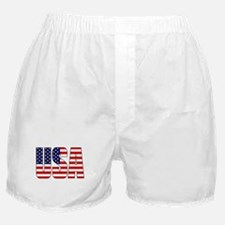 USA Flag Boxer Shorts
