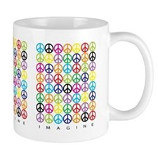 Cute Imagine peace Mug